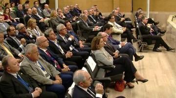 El ministre d'Indústria beneeix el ChemMed Tarragona