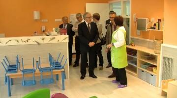 S'inaugura la nova escola bressol municipal