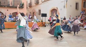 Festa Major de Sant Martí 2014.