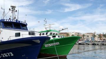 Barques Confraria-pescadors