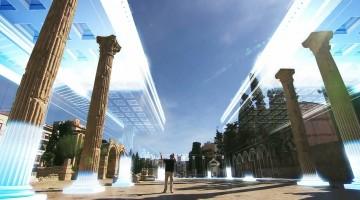 Imatge virtual del Fòrum de la Colònia