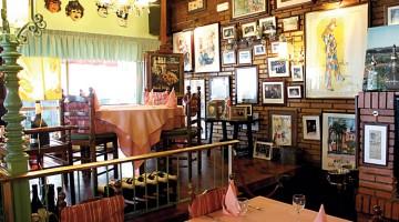 Restaurant Giorgio de Calafell.