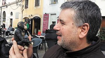 Pau Ricomà, regidor d'ERC a l'Ajuntament de Tarragona.