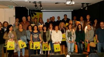 La presentació es va fer a la sala d'actes de l'Espai Kesse de Tarragona la tarda del 15 d'octubre.