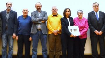 Responsables institucionals i tècnics de la recerca, el manteniment i la promoció del patrimoni de Tàrraco.