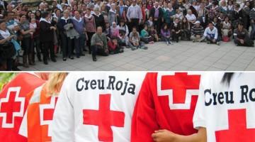 Les persones interessades a formar part del voluntariat de Creu Roja poden posar-se en contacte amb l'assemblea local més propera a la seva població.