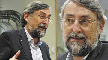 Enric Vendrell, director general d'Afers Religiosos  de la Generalitat de Catalunya//Tomàs Varga