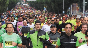 Està prevista la participació de 2.500 atletes en la Mitja i d'un miler més en la cursa de 10 km.