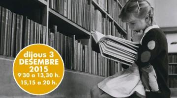 Cartell de la Marató Literària.