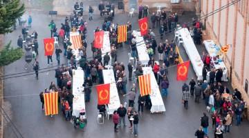 XV Festa de l'oli nou d'aquest passat diumenge a Constantí.