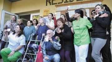 ALEGRIA A LA RESIDÈNCIA MIRADOR DE RODA DE BERÀ.
