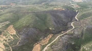 Els Bombers van donar per extingit dijous a les 18.14 hores l'incendi forestal d'Albinyana.