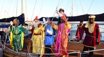 Els Reis arribaran a les cinc de la tarda al Port Esportiu de Roca de Berà.