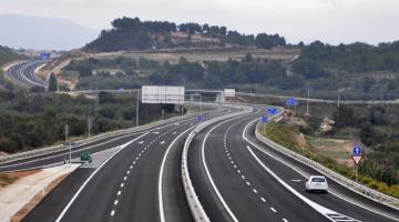Traçat de l'A-27 entre Tarragona i Valls./Tomàs Varga