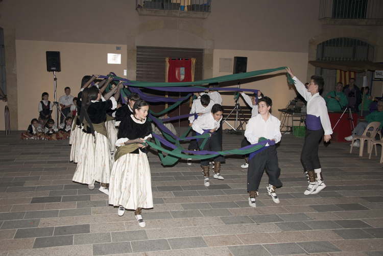 Esbart dansaire de tarragona a vila-seca