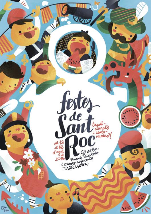 Sant Roc 2016