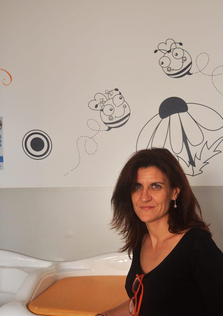 La infermera pediàtrica Lídia Miró. Notíciestgn