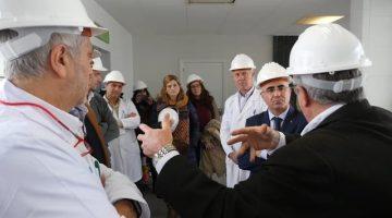 Les obres de la UCI Pediàtrica de Joan XXIII finalitzaran a l'abril