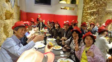 Grupo en la mesa